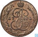 Rusland 5 kopeken 1791 (EM)