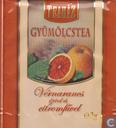 Vérnarancs ízével és citromfüvel