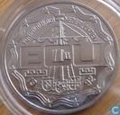 """Penningen / medailles - ECU penningen - Nederland 2½ ecu 1992 """"Bezoek Koninklijke familie Antillen"""""""