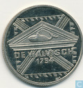 Penningen / medailles - Lokaal geld - Schiedam 2,50 euro 1998 - De Walvisch 1794