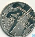 Penningen / medailles - Lokaal geld - Schiedam 2,50 euro 1998 \\\de \\noord 1803