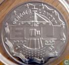 """Penningen / medailles - ECU penningen - Nederland 2½ ecu 1993 """"Leeghwater"""""""