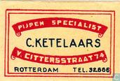 Lucifermerken - Handel en industrie - Pijpen specialist C. Ketelaars