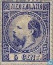 Roi Guillaume III (dentelure 13½ )