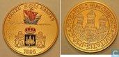Penningen / medailles - Lokaal geld - HANZE ECU 1995 KAMPEN > AFD PENNINGEN