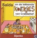 Saida en de lekkerste koekjes van Crabbehof