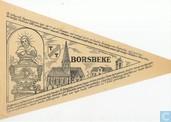 Sint-Antonius abt vereerd te Borsbeke