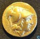 Oude Griekenland Aetolische Bond Gouden Stater 279-168 v.Chr.