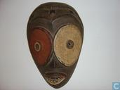 Ibibio masker (Afrika)