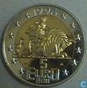 "Nederland 5 euro-ecu 1996 ""Beatrix"""