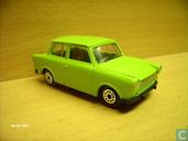 Trabant 601 Limosine