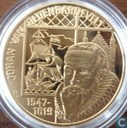"Penningen / medailles - Fantasie munten - Nederland 100 Euro 1997 ""Johan van Oldenbarnevelt"""