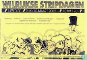 14e Editie Wilrijkse Stripdagen