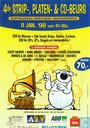 4de Strip -, platen - & cd - beurs Alpheusdal - Berchem (Antwerpen)