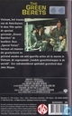 DVD / Video / Blu-ray - VHS video tape - The Green Berets