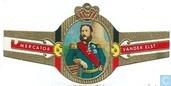 Sigarenbandjes - Mercator - Leopold II
