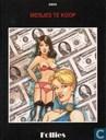 Comic Books - Meisjes te koop - Meisjes te koop