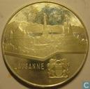 """Zwitserland 1 ecu 1964 """"Lausanne"""""""