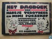 Het dagboek van Hansje Teddybeer en Mimi Poezekat