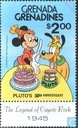 Disney, 50 years Pluto