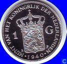 1 Gulden 1940 Naslag