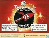 Coca-Cola - Kuifje 75 jaar
