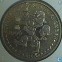 """Penningen / medailles - ECU penningen - Nederland 2½ ecu 1996 """"Johannes Vermeer"""""""