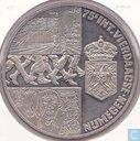 """Penningen / medailles - ECU penningen - Nederland 2½ ecu 1991 """"Vierdaagse Nijmegen"""""""
