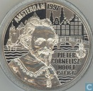 "Penningen / medailles - Fantasie munten - Nederland 20 Euro 1997 ""P.C. Hooft"""