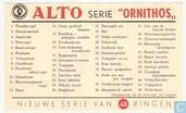 Beschrijvingskaart - Serie Ornithos 1 (Ned.)