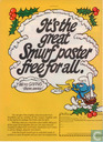 It's the great Smurf poster free for all