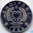Albanië 50 qindarka 1988