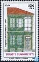 Postzegels - Turkije - Traditionele huizen