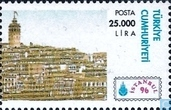 Timbres-poste - Turquie - Istanbul ' 96