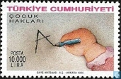 Timbres-poste - Turquie - Droits de l'enfant