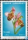 Timbres-poste - Turquie - Orchidées