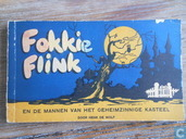 Fokkie Flink en de mannen van het geheimzinnige kasteel.