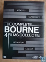 De complete Bourne 4 films collectie [volle box]