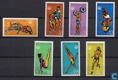 Postage Stamps - Bulgaria [BGR] - Olympic Games
