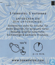 Sachets et étiquettes de thé - Sonnentor [r] -  3 DARJEELING Schwarztee > DARJEELING Black Tea