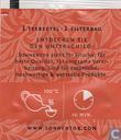 Theezakjes en theelabels - Sonnentor [r] -  2 GUTE LAUNE Fruchteteemischung | CHEERY Fruit Tea Blend