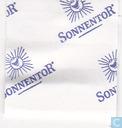 Sachets et étiquettes de thé - Sonnentor [r] -  4 Wieder Gut ! FROSCH IM HALS Kräuterteemischung | It's All Good !  SOOTHING THROAT Herbal Tea Blend