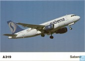 Airbus A319 sabena