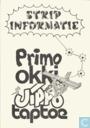 Stripinformatie - Primo Okki Jippo Taptoe