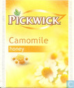 Camomile honey
