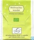 Sachets et étiquettes de thé - St. Benno-Verlag GmbH - 21 Weihnachts-wunder