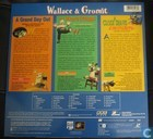 DVD / Video / Blu-ray - Laserdisc - A Grand Day Out + The Wrong Trousers + A Close Shave