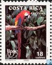 Timbres-poste - Costa Rica - Faune et flore