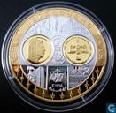 """Luxemburg 1 euro 2003 """"Eerste Slag van de Eurolanden"""