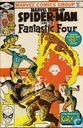 Marvel team-up: Spider-Man and the Fantastic Four